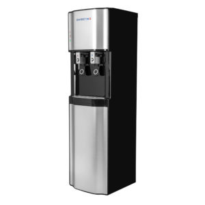 CLIMA PISO Hot & cold water dispenser on-demand