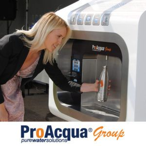ProAcqua water purifier and dispenser