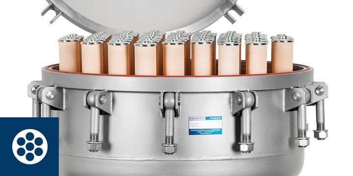 World's Leading Water Filtration for Industrial and Public Utility