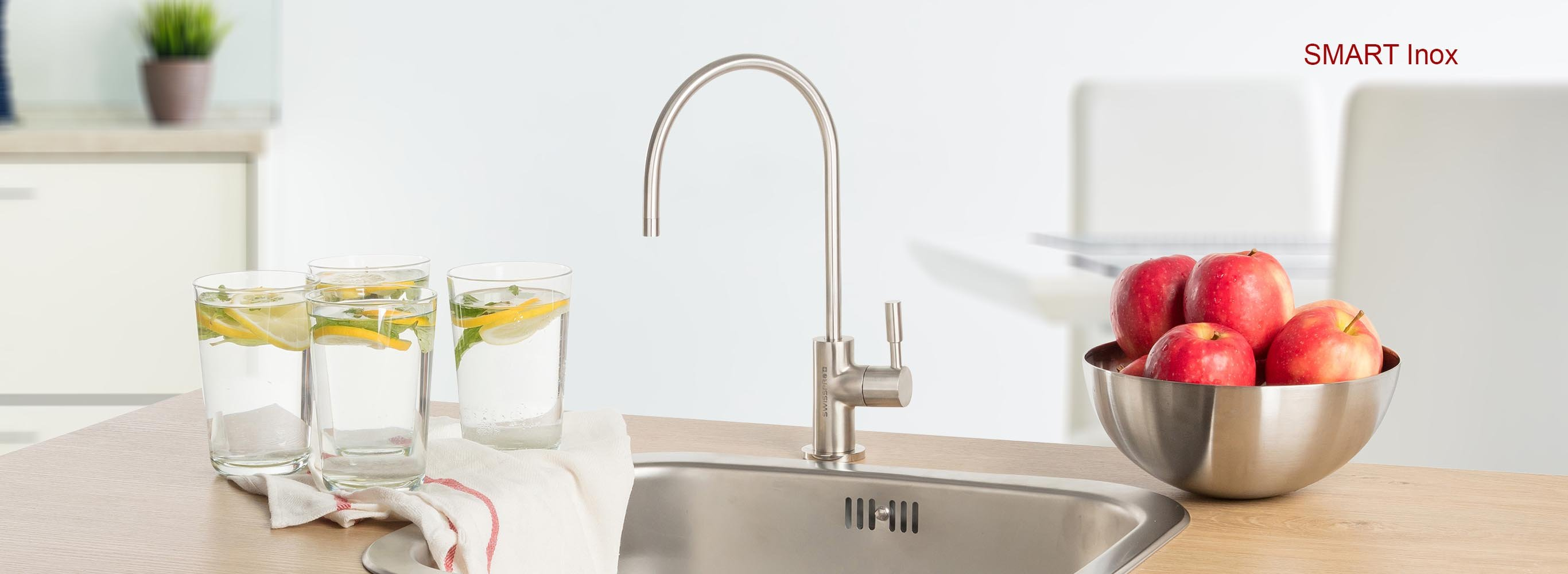 Smart Inox - Separate Drinking Tap
