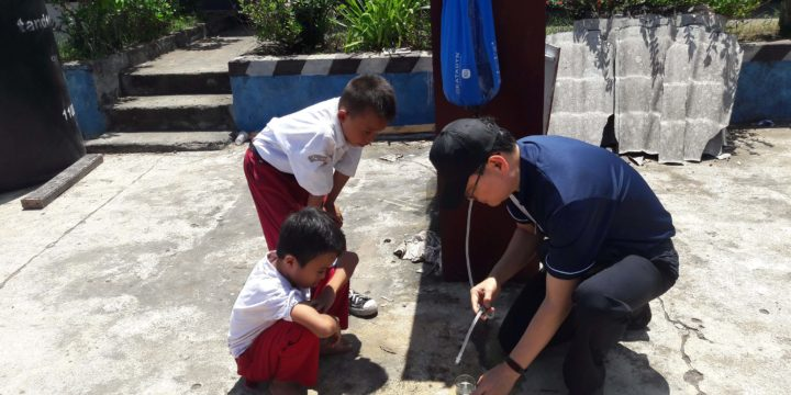 Filtered Water for Lombok