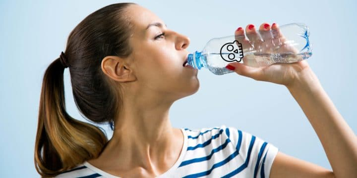 Harmful Compound found in Plastic Bottled Water